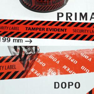 etichette antieffrazione slogan